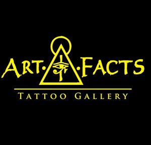 Artifacts Tattoo Gallery
