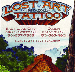 Lost Art Tattoo