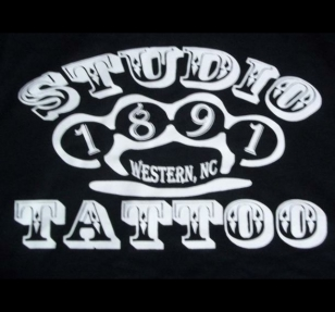 Studio 1891 tattoo