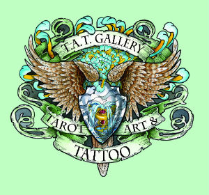 Tarot Art and Tattoo