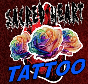 Sacred Heart Tattoo Las Vegas